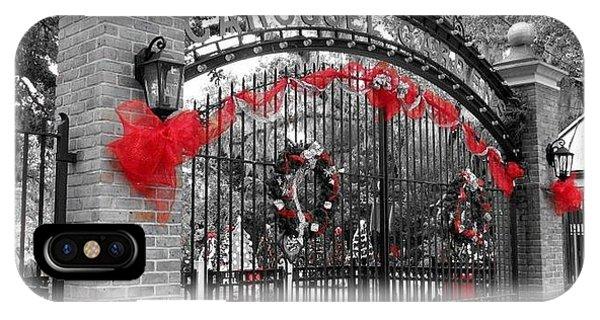 Carousel Gardens - New Orleans City Park IPhone Case