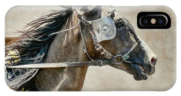 Carriage Horse IPhone Case