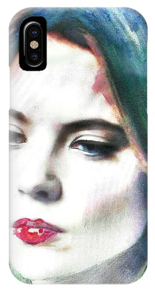 Carrie Stages IPhone Case