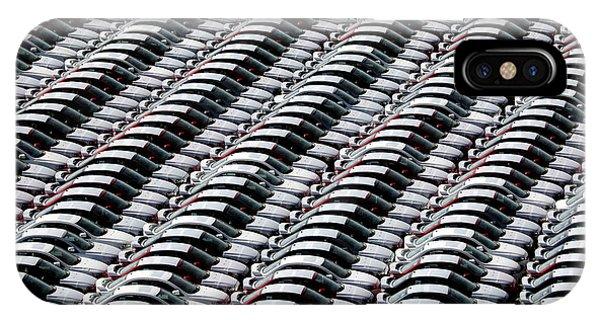 Cars,cars,cars Phone Case by Hans-wolfgang Hawerkamp