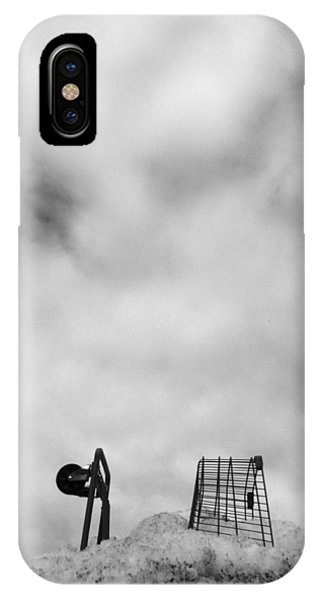 Cart Art No. 10 IPhone Case