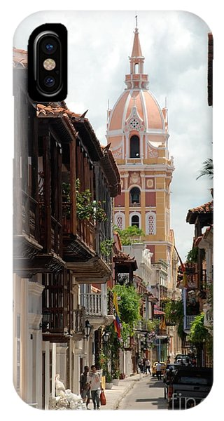 Cartagena IPhone Case