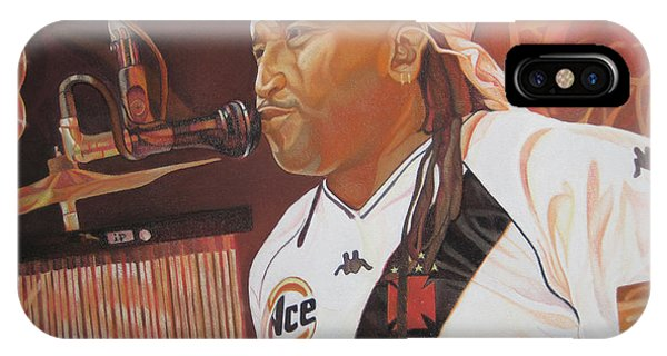 Carter Beauford At Red Rocks IPhone Case