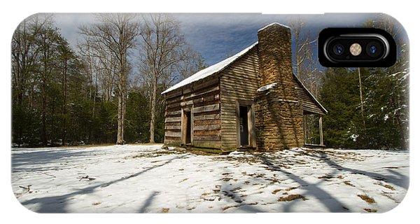 Carter Shields Cabin 2 IPhone Case