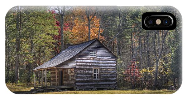 Carter-shields Cabin IPhone Case