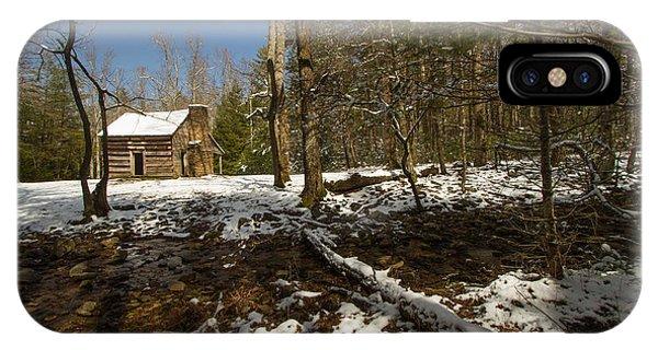 Carter Shields Cabin IPhone Case