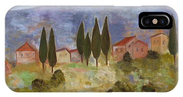 Casas De Segovia IPhone Case
