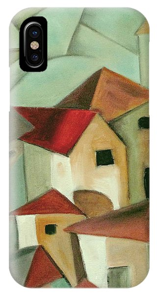 Casas I IPhone Case