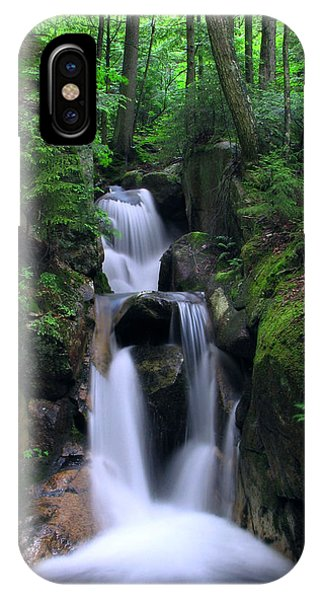 Cascading Brook IPhone Case