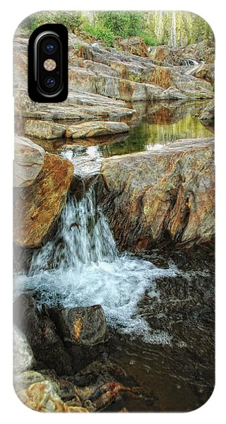 Cascading Downward IPhone Case