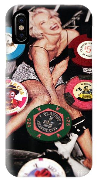 Casino Winnings IPhone Case