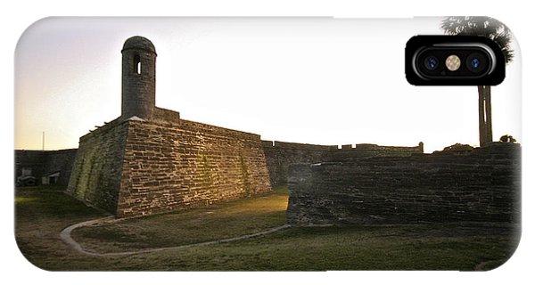 Castillo De San Marcos IPhone Case