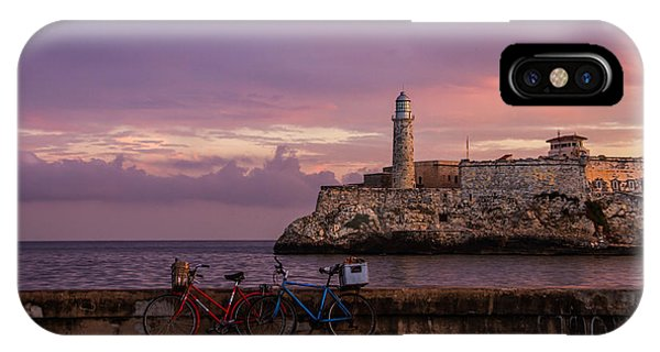 Castillo Del Morro Havana IPhone Case