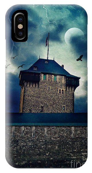 Castle Burg IPhone Case