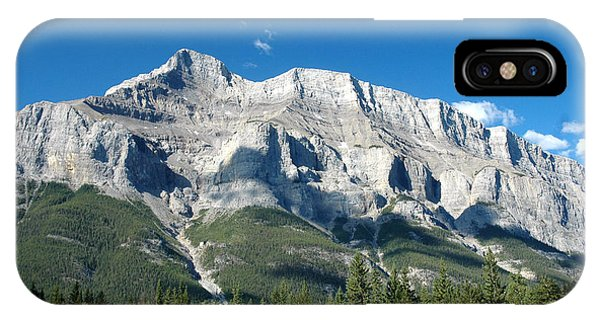 917a Castle Cliffs Canada IPhone Case