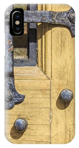Castle Door IIi IPhone Case