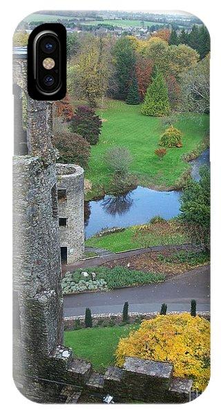 Castle Keep IPhone Case