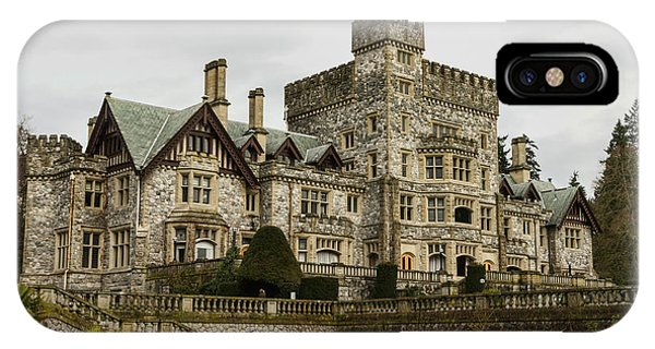 Hatley Castle IPhone Case