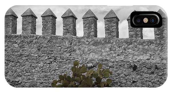 Castle Wall IPhone Case