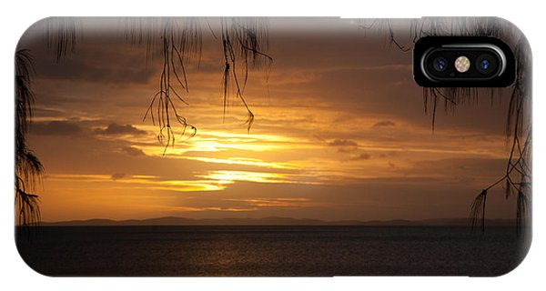 Casuarina Sunset 2 IPhone Case