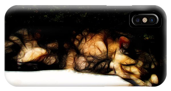 Cat Nap 1 IPhone Case