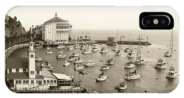 Catalina Island. Avalon IPhone Case