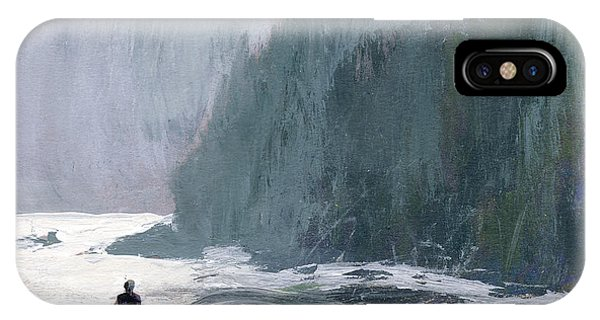 Catalina Paddle Board IPhone Case