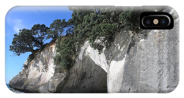 Cathedral Cove IPhone Case