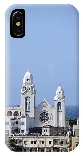 Cathedral De San Juan IPhone Case