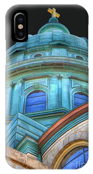 Cathedral Dome IPhone Case