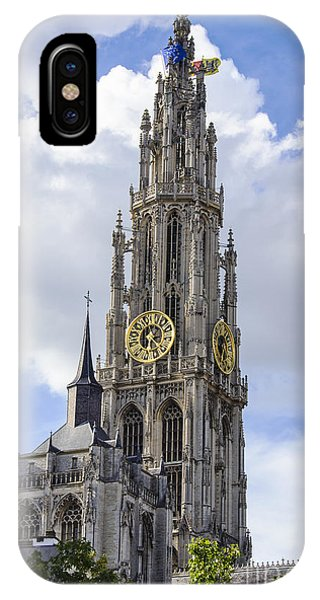 Cathedral In The Sky IPhone Case