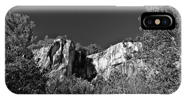 Cathedral Ledge IPhone Case