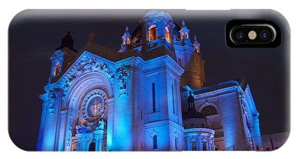 Cathedral Of Saint Paul - Crashed Ice Phone Case by Kevin Jack