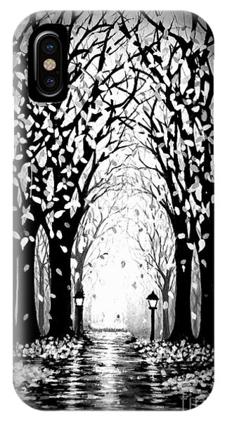 Cathedral Park IPhone Case