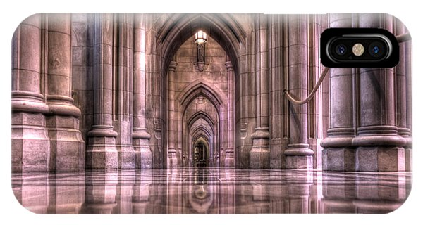 Cathedral Reflections IPhone Case
