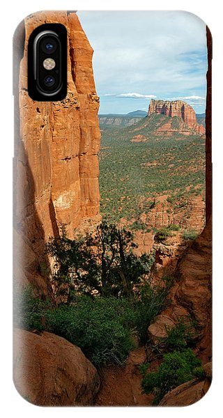 Cathedral Rock 05-012 IPhone Case
