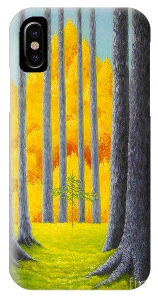 Spruce iPhone Case - Cathedral by Veikko Suikkanen