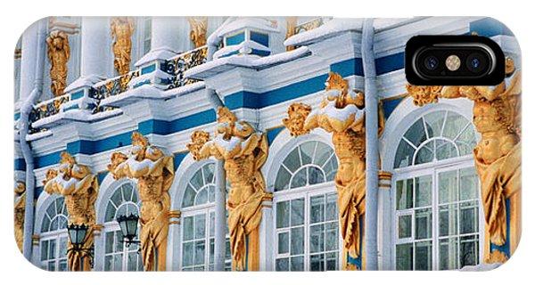 Catherine Palace Pushkin Russia IPhone Case