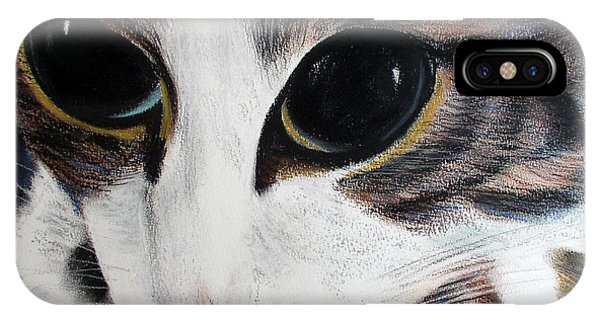 Cat's Eyes IPhone Case