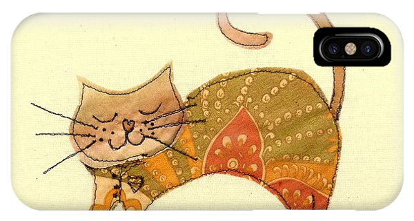 Cats Pajamas IPhone Case