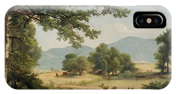 Catskill Meadows In Summer IPhone Case