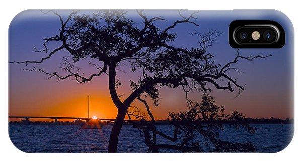 Causeway Sunrise IPhone Case