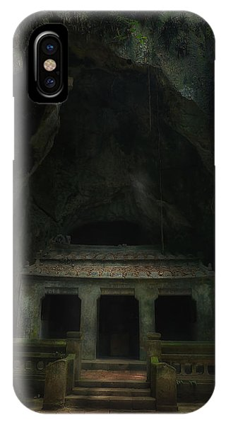 Cave Entrance IPhone Case