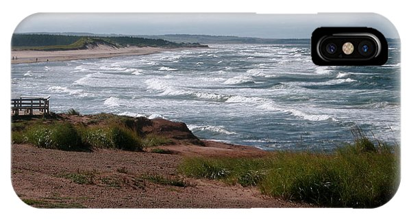 Cavendish Prince Edward Island Seascape IPhone Case