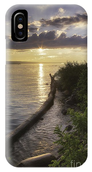 Cayuga Sunset II IPhone Case