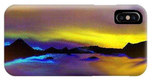 Cebu Sunset IPhone Case
