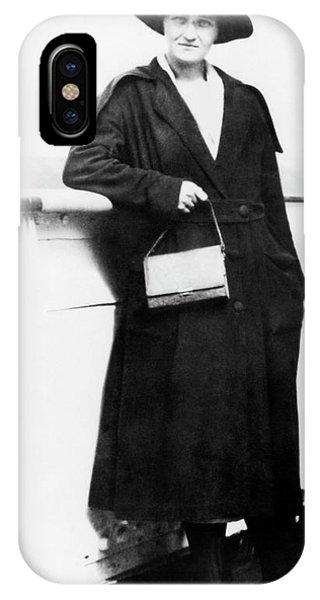 Cecilia Payne-gaposchkin IPhone Case