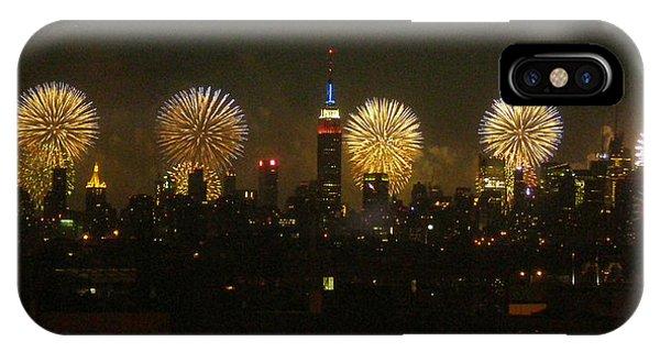 Celebrate Freedom IPhone Case