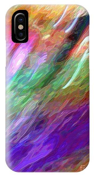 Celeritas 46 IPhone Case