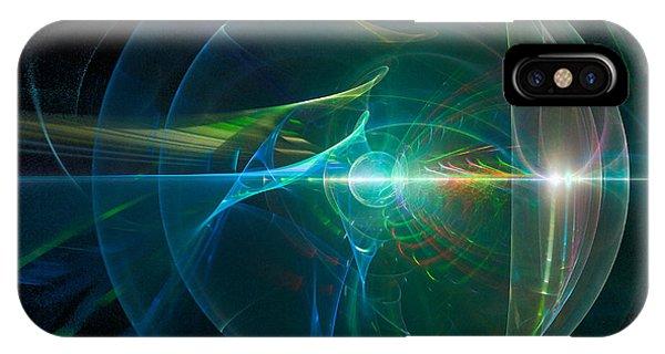 Celestial II  IPhone Case